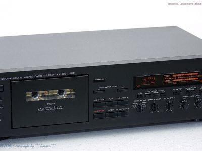 YAMAHA KX-930 RS High-End 卡座