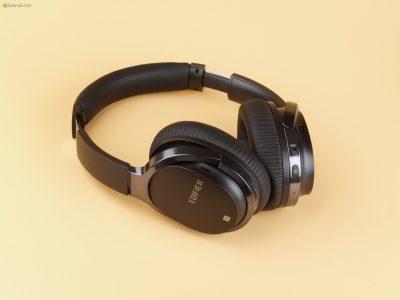 漫步者 EDIFIER W860NB 主动降噪头戴式 蓝牙耳机 图集[Soomal·]