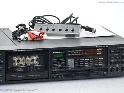 ONKYO Integra TA-2900 High-End 磁带卡座