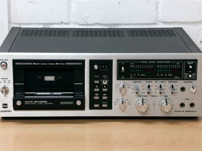DUAL C839RC 古董 cassette tape deck Dolby B made in GERMANY