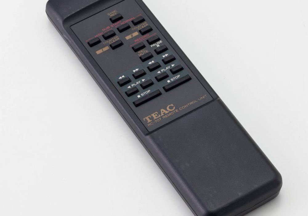 TEAC W-790R 双卡座