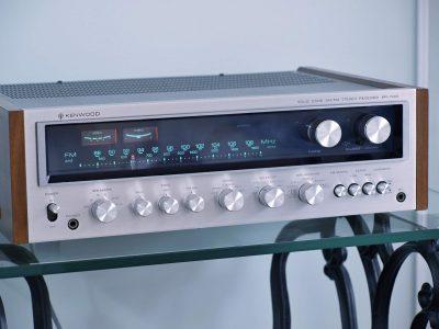 KENWOOD KR-7400 FM/AM 收音头