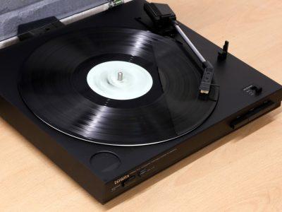 AIWA PX-E800MKII Hi-Fi 黑胶唱机