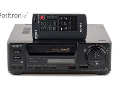 索尼 SONY EV-C45E - Video8 录音机 + geprüft, 1 Jahr Garantie +