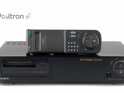 索尼 SONY EV-S880 - Hi8- / Video8 录音机 + geprüft, 1 Jahr Garantie +