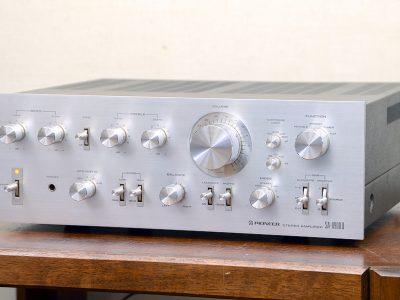 動作品 Pioneer パイオニア SA-8900II プリメインアンプ