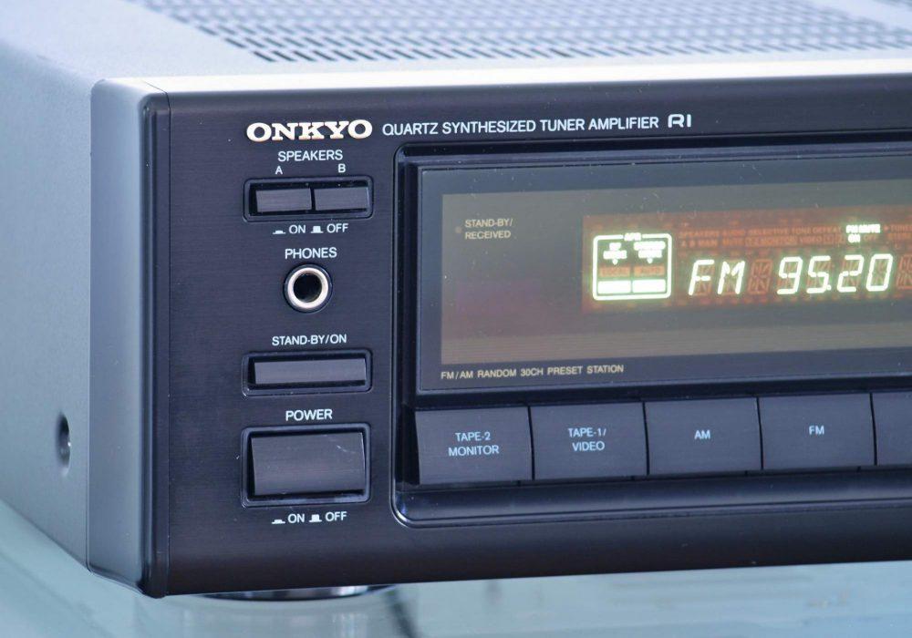 Onkyo TX-8210R 收扩机
