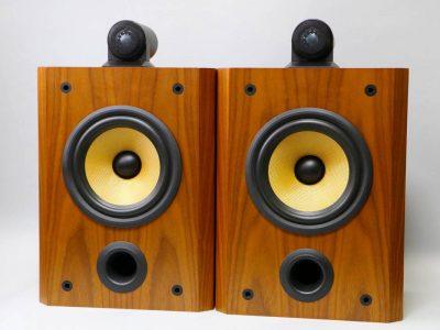 B&W MATRIX 805 书架式音箱