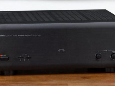 雅马哈 YAMAHA MX-630 功率放大器
