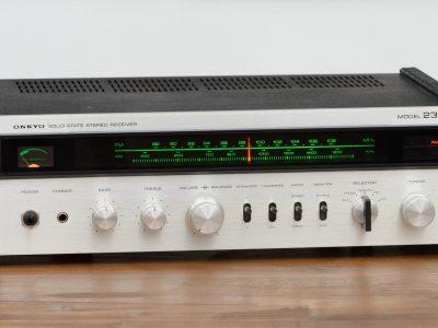 Onkyo Model 234 FM/AM 收音头