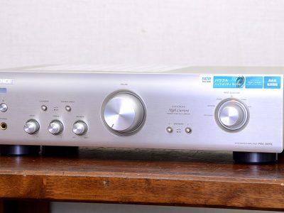 DENON PMA-390RE 功率放大器