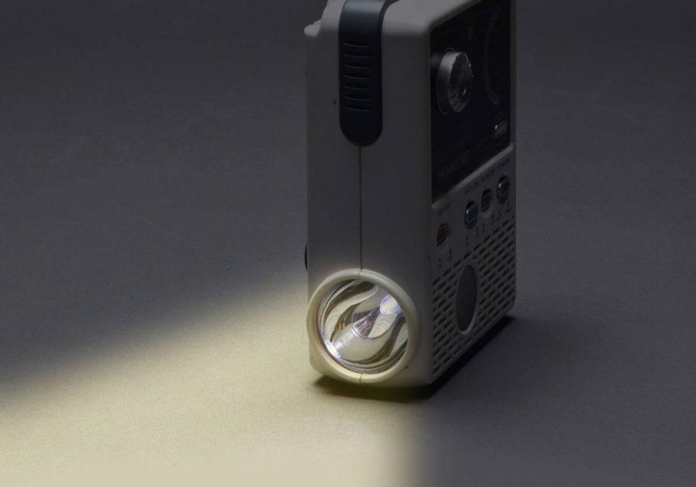 TECHNO KIT HR-665 AM/FM 自发电 便携式户外收音机
