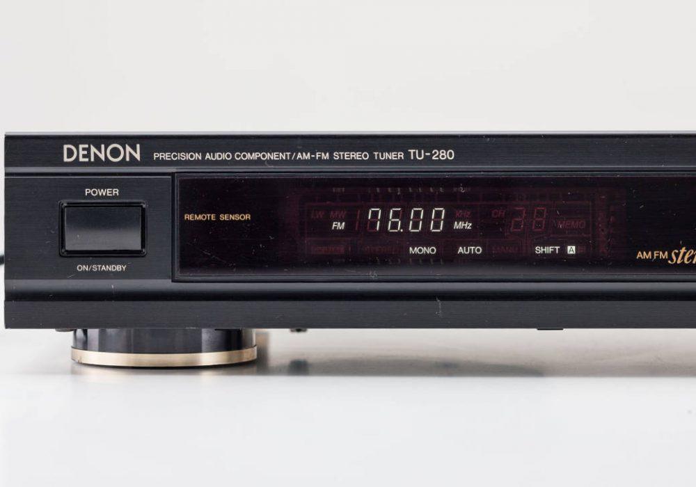 DENON TU-280 AM/FM 收音头