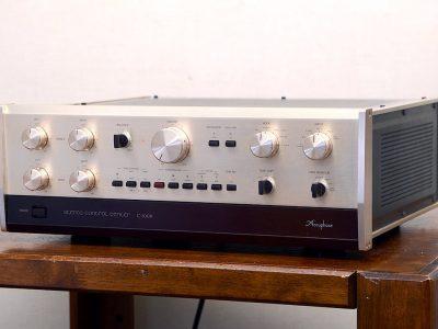 Accuphase C-200X 前级放大器