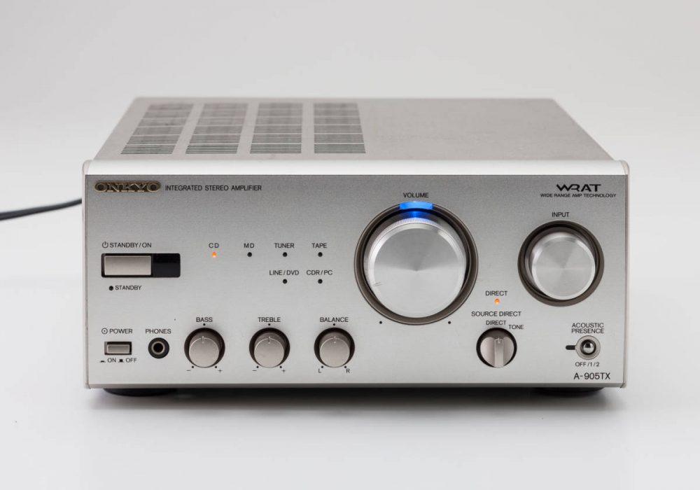 ONKYO A-905TX 桌面组合 功率放大器