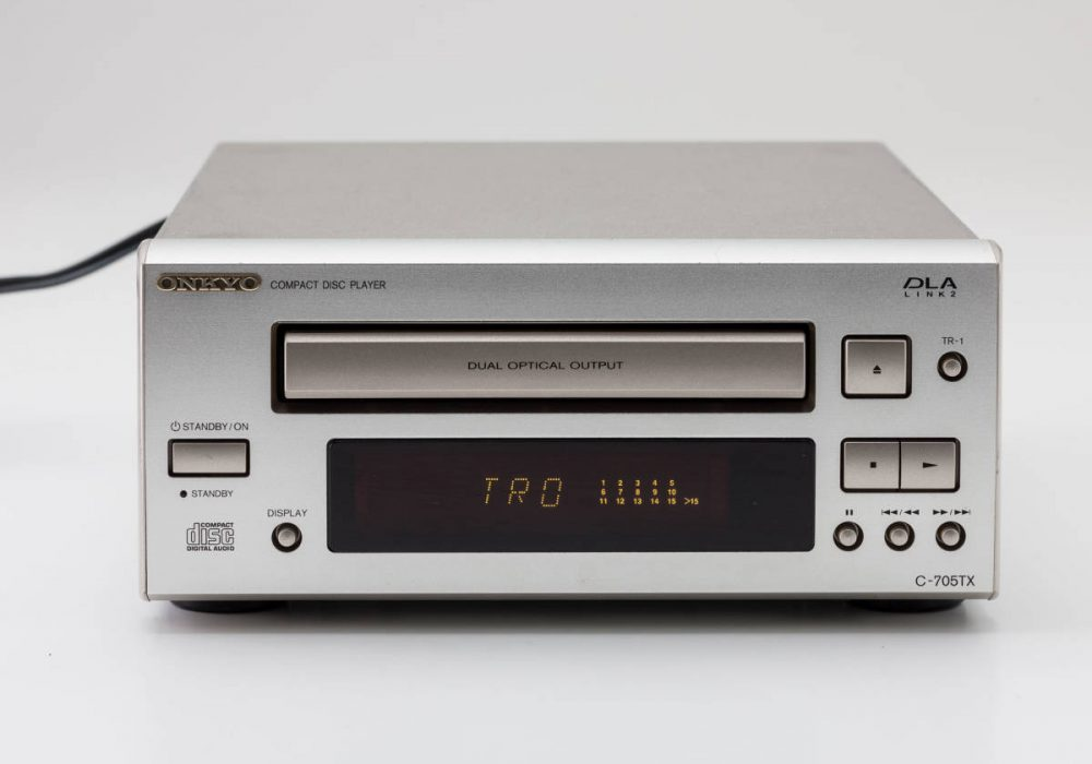 ONKYO C-705TX 桌面组合 CD播放机