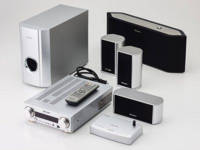 PIONEER HTP-S3 5.1声道 音箱系统