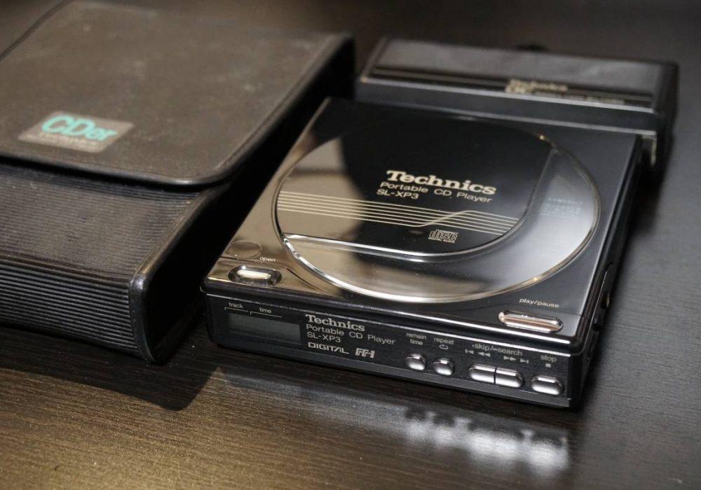 Technics SL-XP3 CD随身听