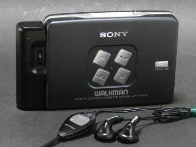 SONY WM-EX633 磁带随身听