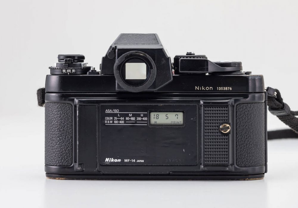 NIKON F3 MF-14 胶片相机
