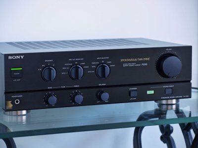 索尼 SONY TA-F220 功率放大器