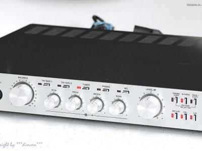 GRUNDIG SXV6000 High-Fidelity 前级放大器