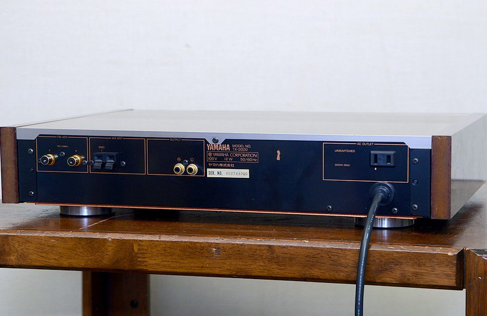 YAMAHA TX-2000 FM/AM 收音头
