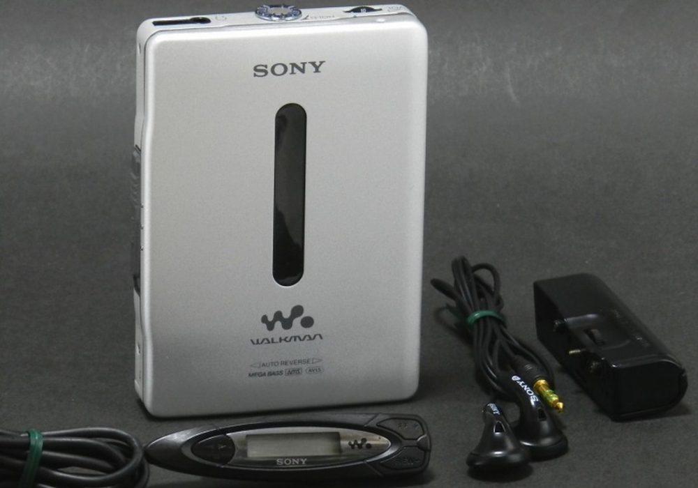 SONY WM-EX651 磁带随身听