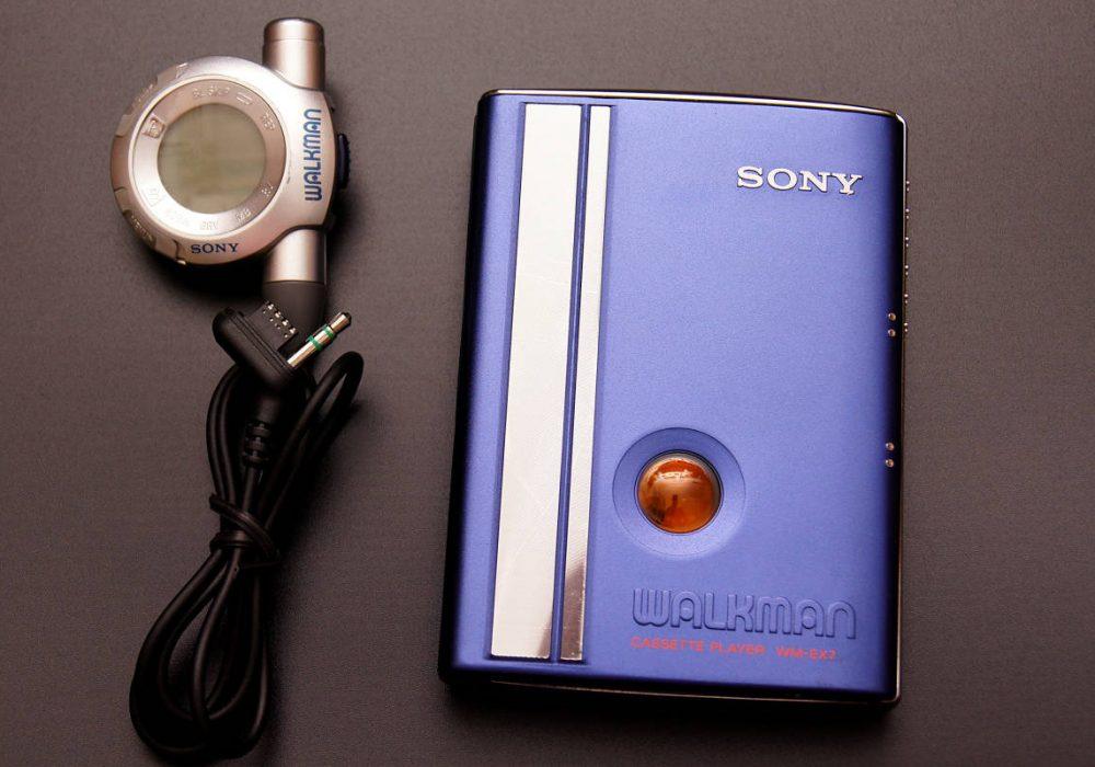 SONY WM-EX7 WALKMAN 磁带随身听