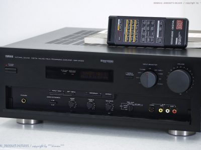 YAMAHA DSP-A1000 Digital Sound Processing 功率放大器
