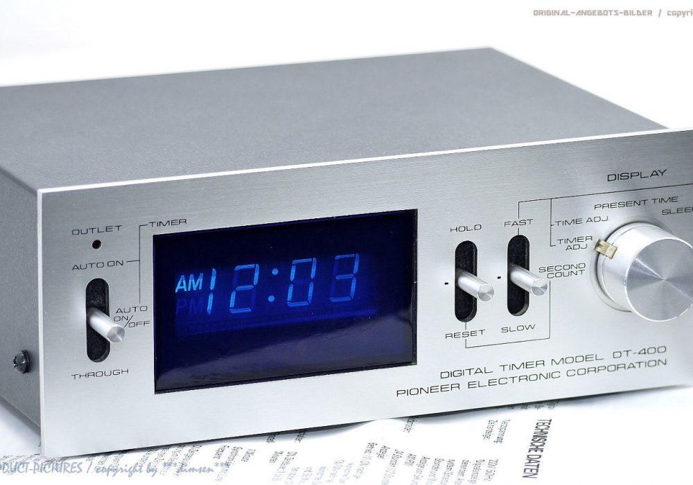 PIONEER DT-400 Digital Timer 定时器