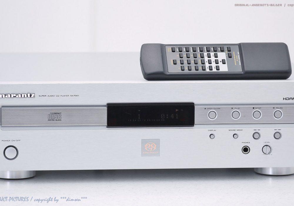 MARANTZ SA-7001 High-End SACD/CD播放机