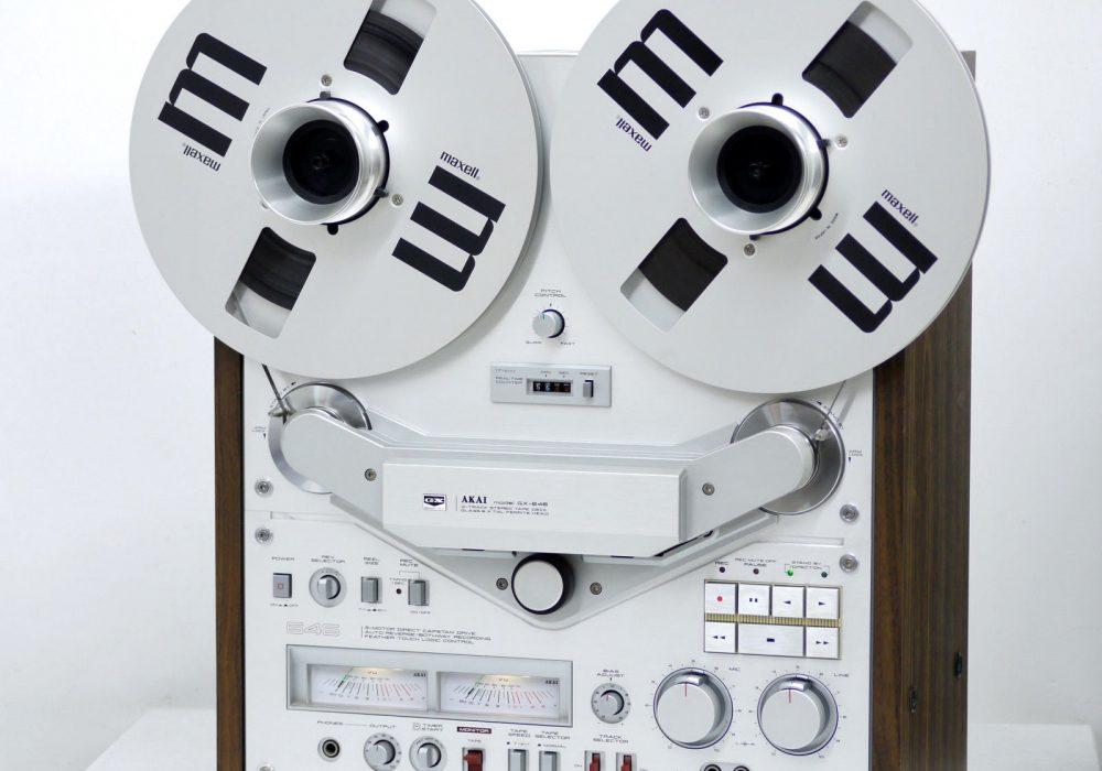 AKAI GX-646 High-End 开盘机