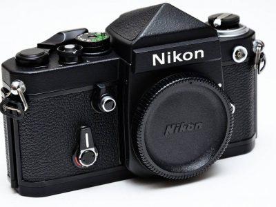 Nikon F2チタン ノーネーム Body 美品 整備済