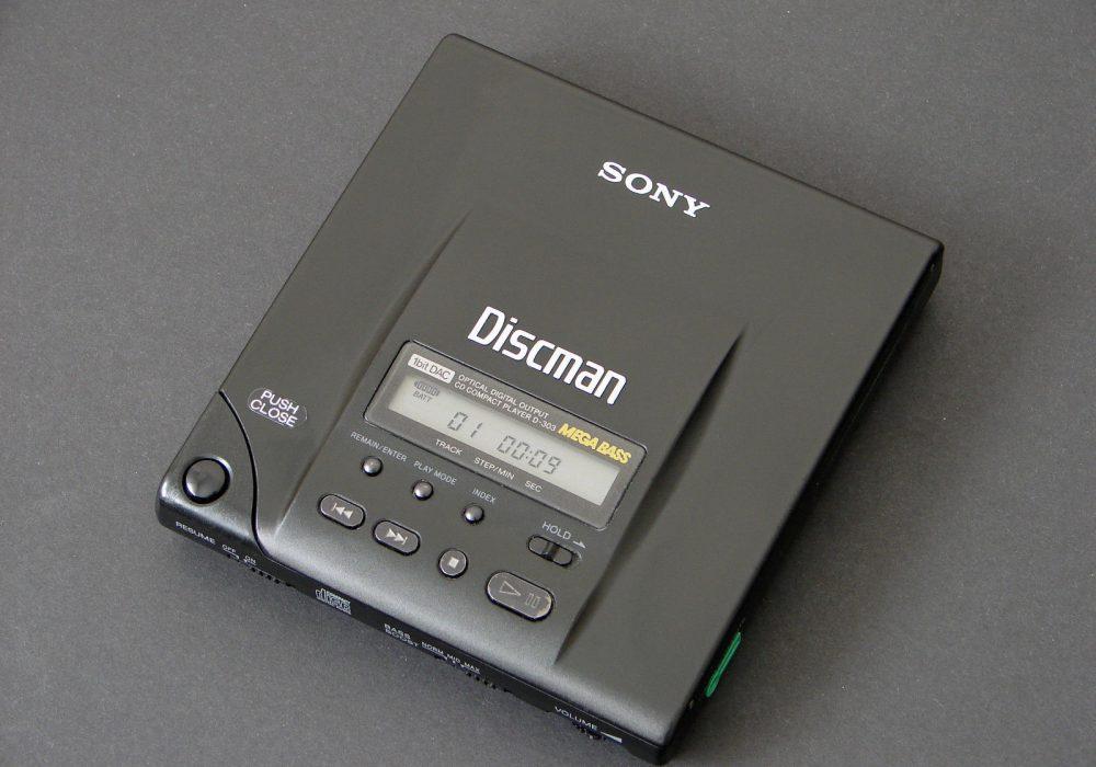 索尼 SONY D-303 Discman CD随身听