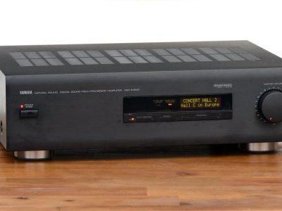 雅马哈 YAMAHA DSP-E1000 Digital 功率放大器