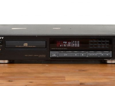 索尼 SONY CDP-690 CD播放机