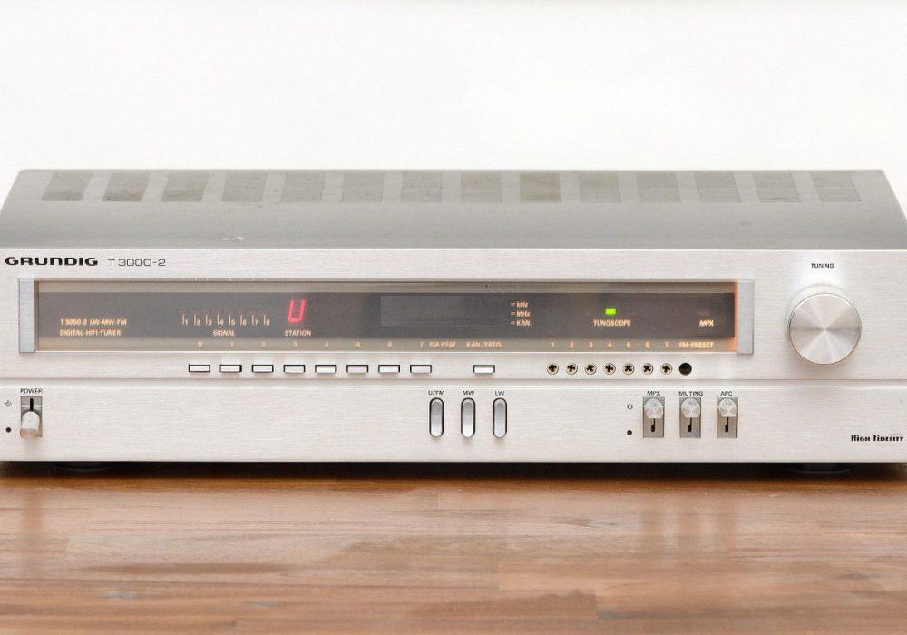 Grundig T3000-2 收音头