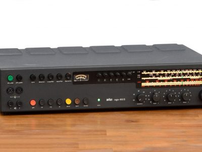 Braun Regie 450S Quadro Analog 收扩机