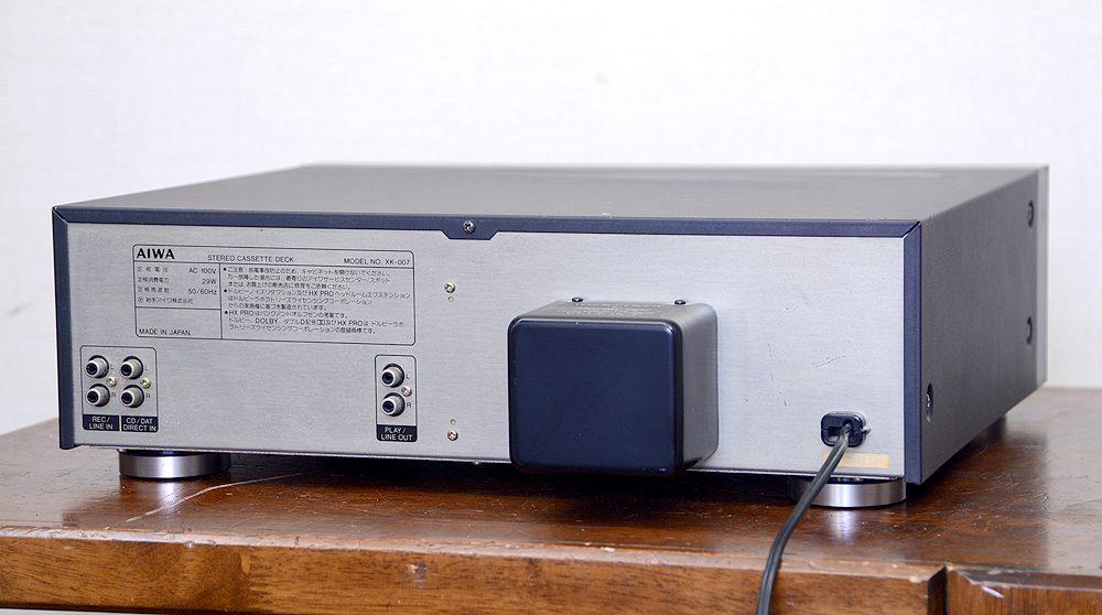 AIWA EXCELIA XK-007 卡座