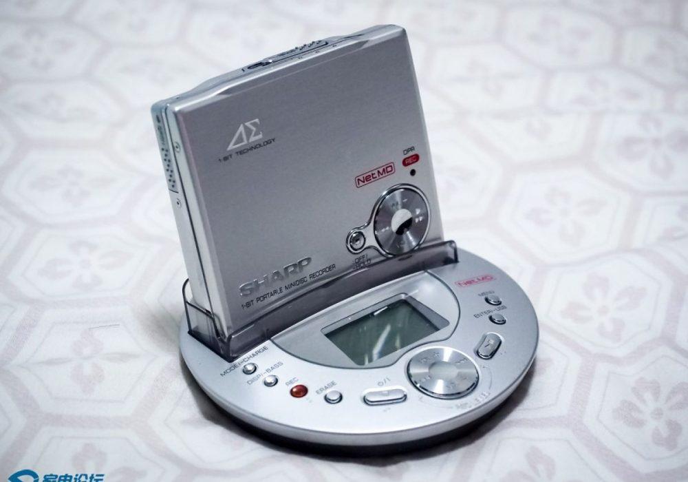 SHARP IM-DR80 MD随身听