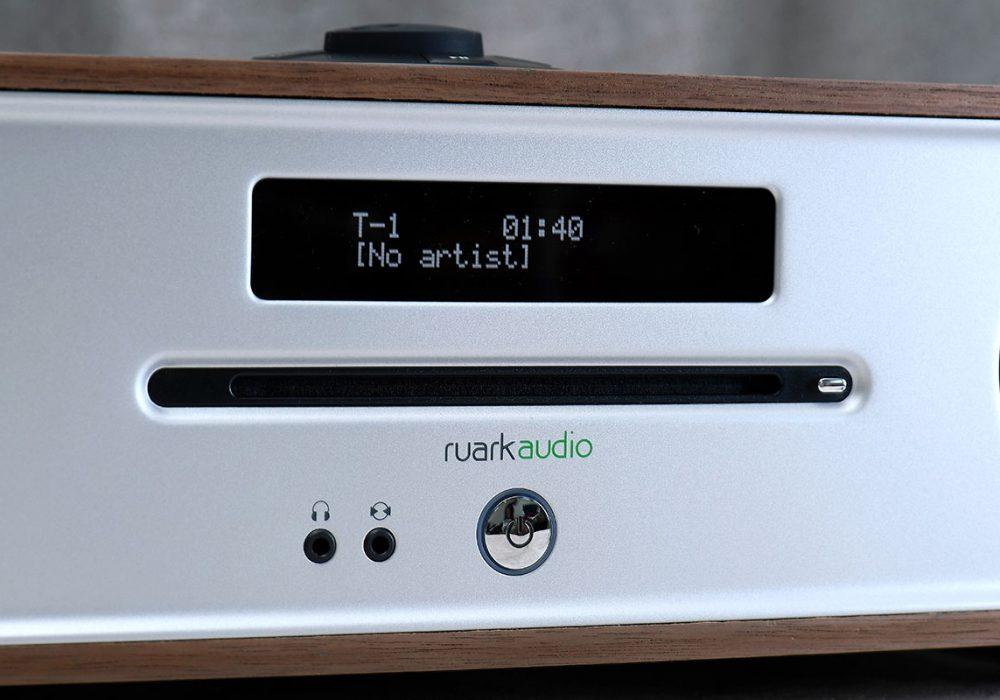 Ruark Audio R4 MKIII CD/藍牙/DAB 桌面音响