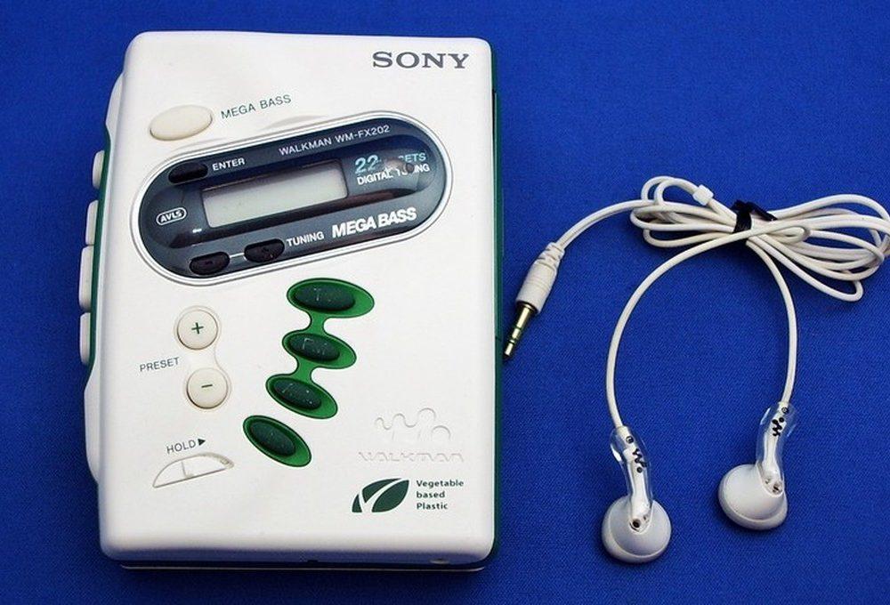 SONY WM-FX202 磁带随身听