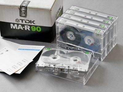 TDK MA-R90 空白磁带
