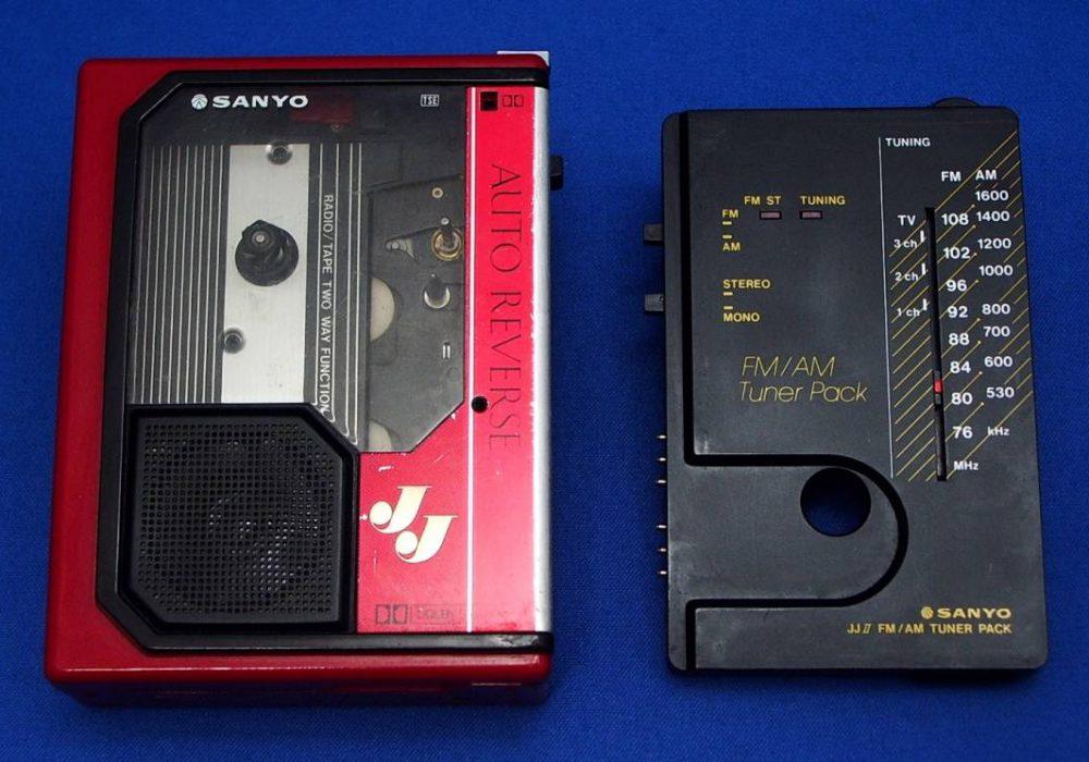 SANYO MR-JJ2 磁带随身听