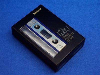 National RQ-KJ1 磁带随身听