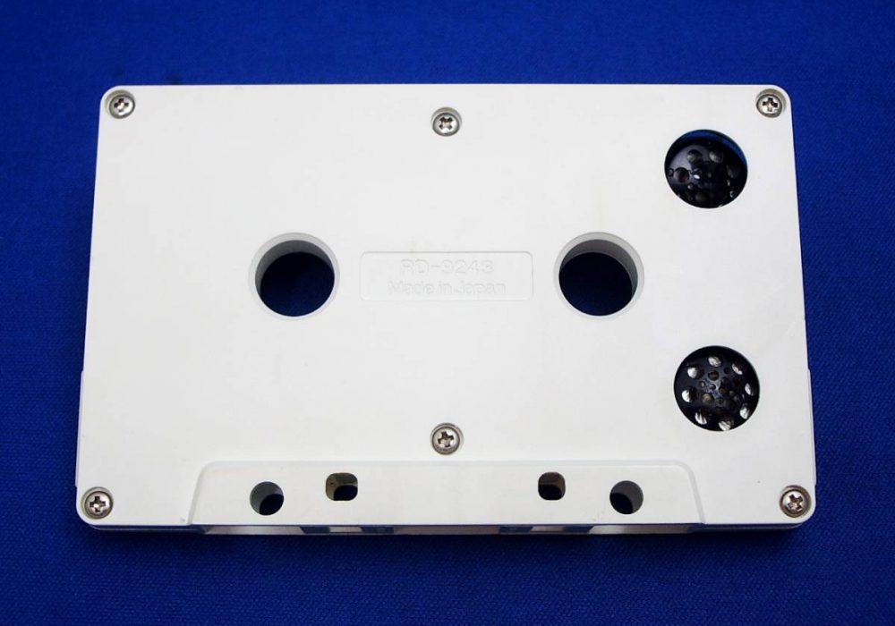 National ★ インサイドホン ★ カセットテープ収納タイプ ヘッドホン ★ RD-9242 ★ 動作品
