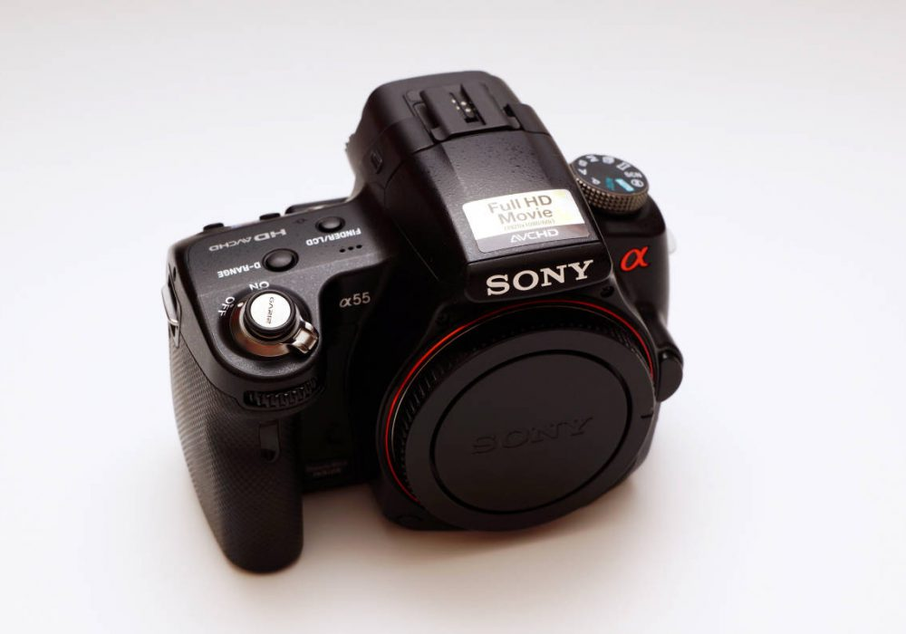 SONY α55 数码相机