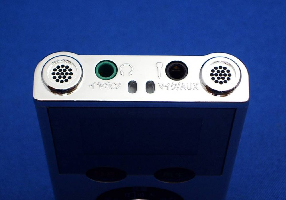 TOSHIBA/東芝 ★ ステレオ ICレコーダー ★ VoiceBar 2GB内蔵メモリー ★ TY-VRS701