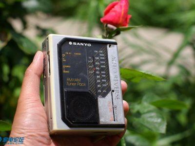 三洋 SANYO M-G38DT 磁带随身听